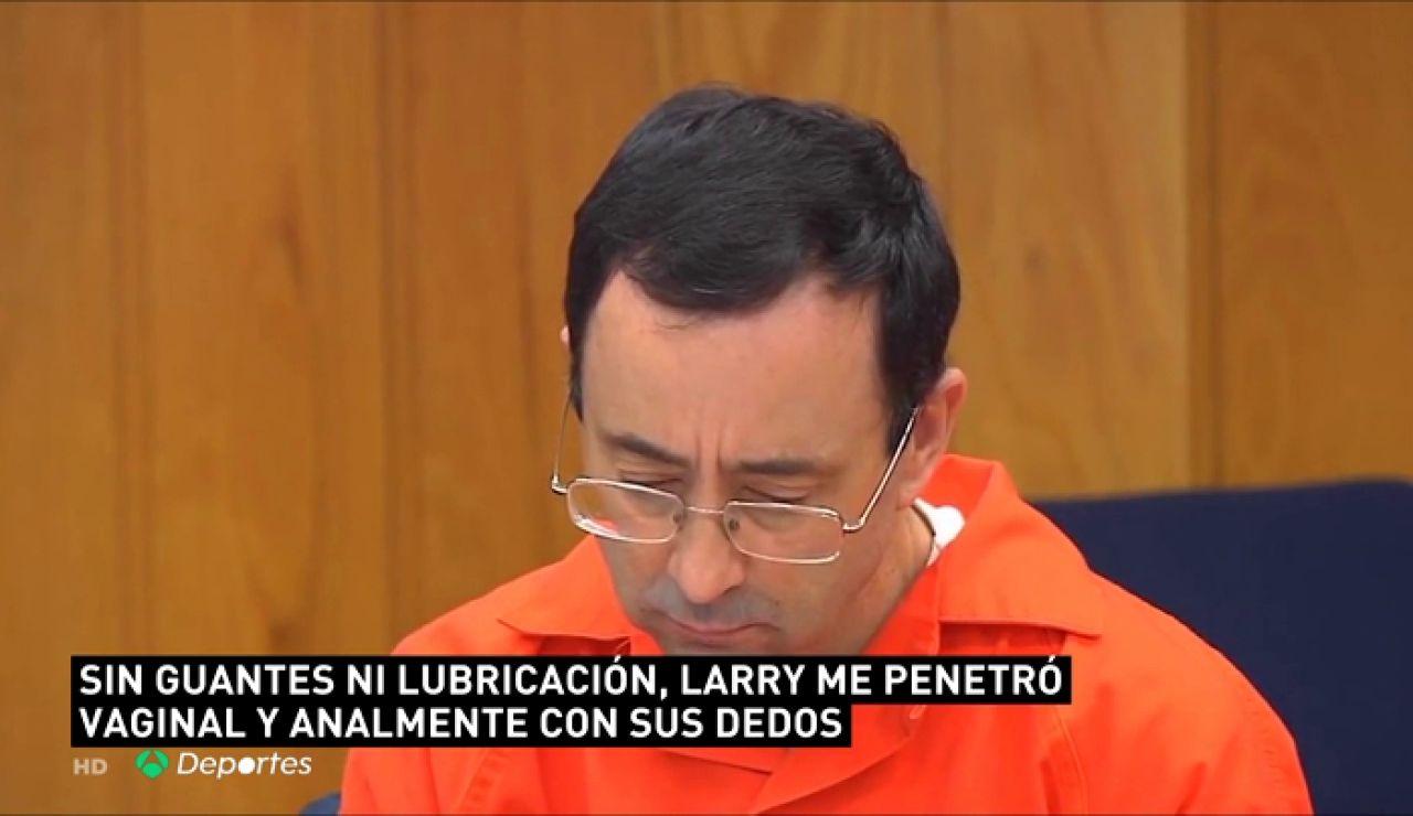 Las más de 265 víctimas de Larry Nassar, indemnizadas con 200 millones de euros