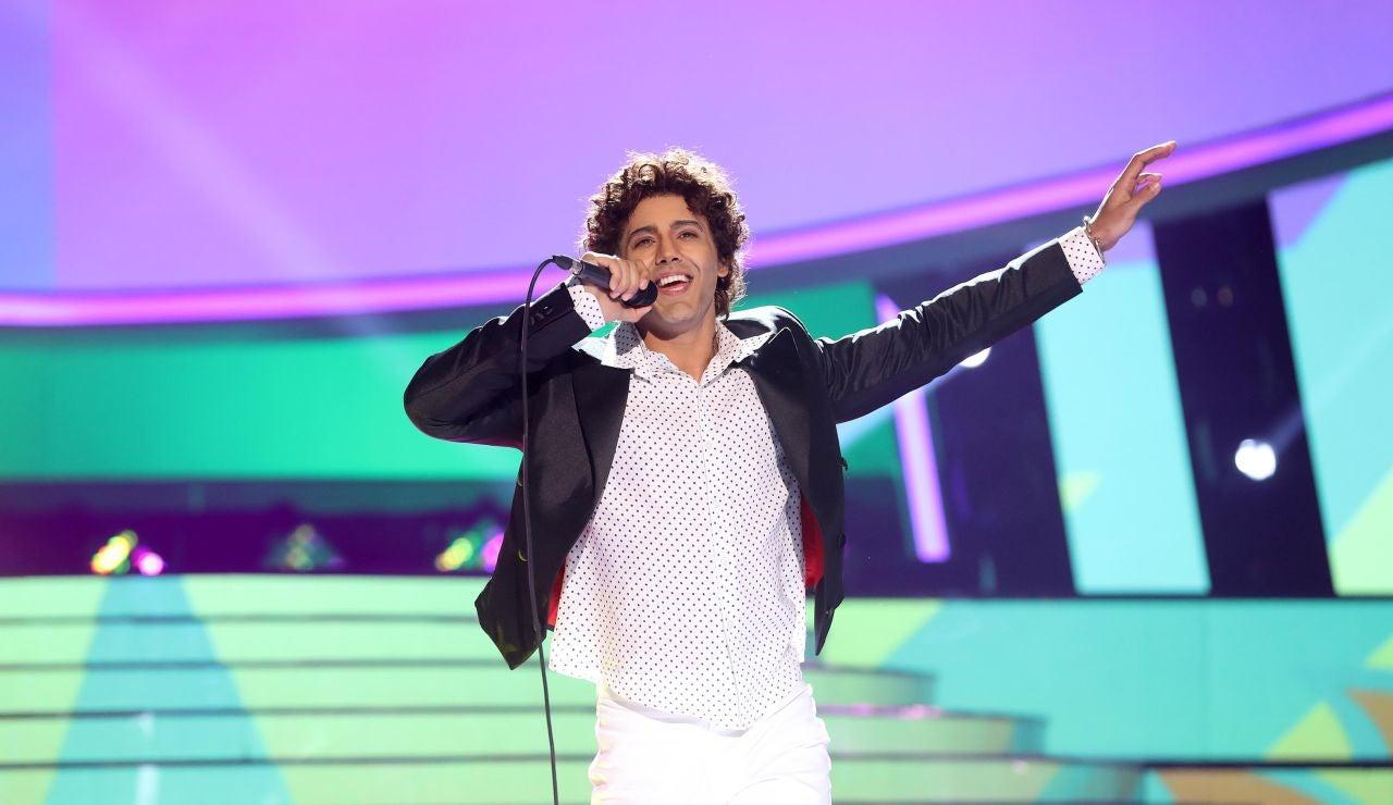 Jorge González se mete en la piel de Mika con 'Relax, take it easy'