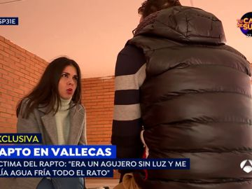 """El hombre secuestrado en Vallecas que consiguió escapar: """"Me drogaron y cuando me desnudaron pensé que me violarían"""""""