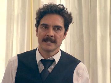 Armando se encara con el culpable de la muerte de Julia