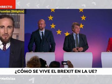 Europa dice adiós a los británicos con la mirada puesta en la era posterior al Brexit