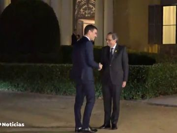 Quim Torra y Pedro Sánchez se reunirán en el Palau de la Generalitat el próximo jueves