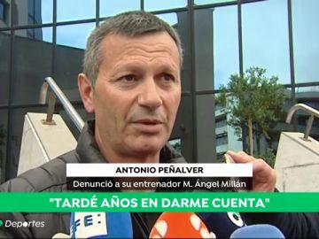 Los casos de abusos sexuales a deportistas en España: Gloria Viseras o Antonio Peñalver