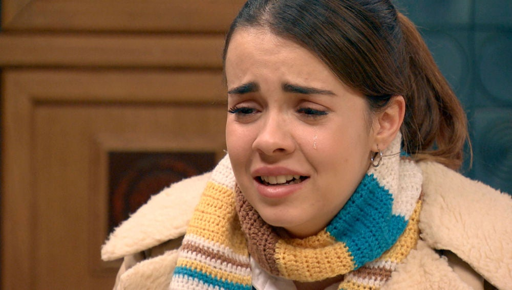 La terrible despedida de Inma a su madre Julia