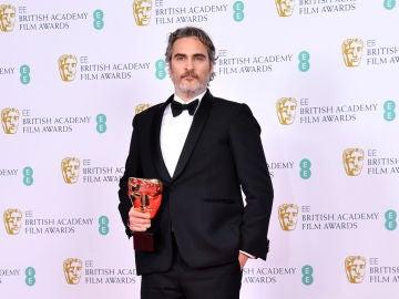 Joaquin Phoenix, Mejor Actor por 'Joker' en los Premios Bafta 2020