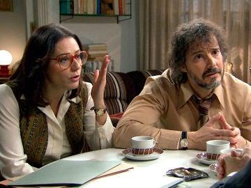 Cristina y Guillermo dispuestos a arriesgar su vida
