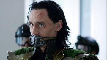 Tom Hiddleston como Loki en 'Vengadores: Endgame'
