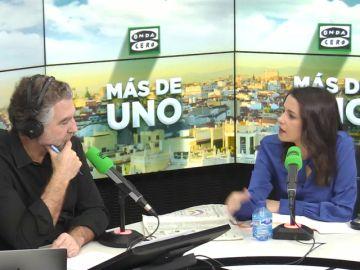 Inés Arrimadas reprocha al PP que solo quiera pactar donde no tiene escaños