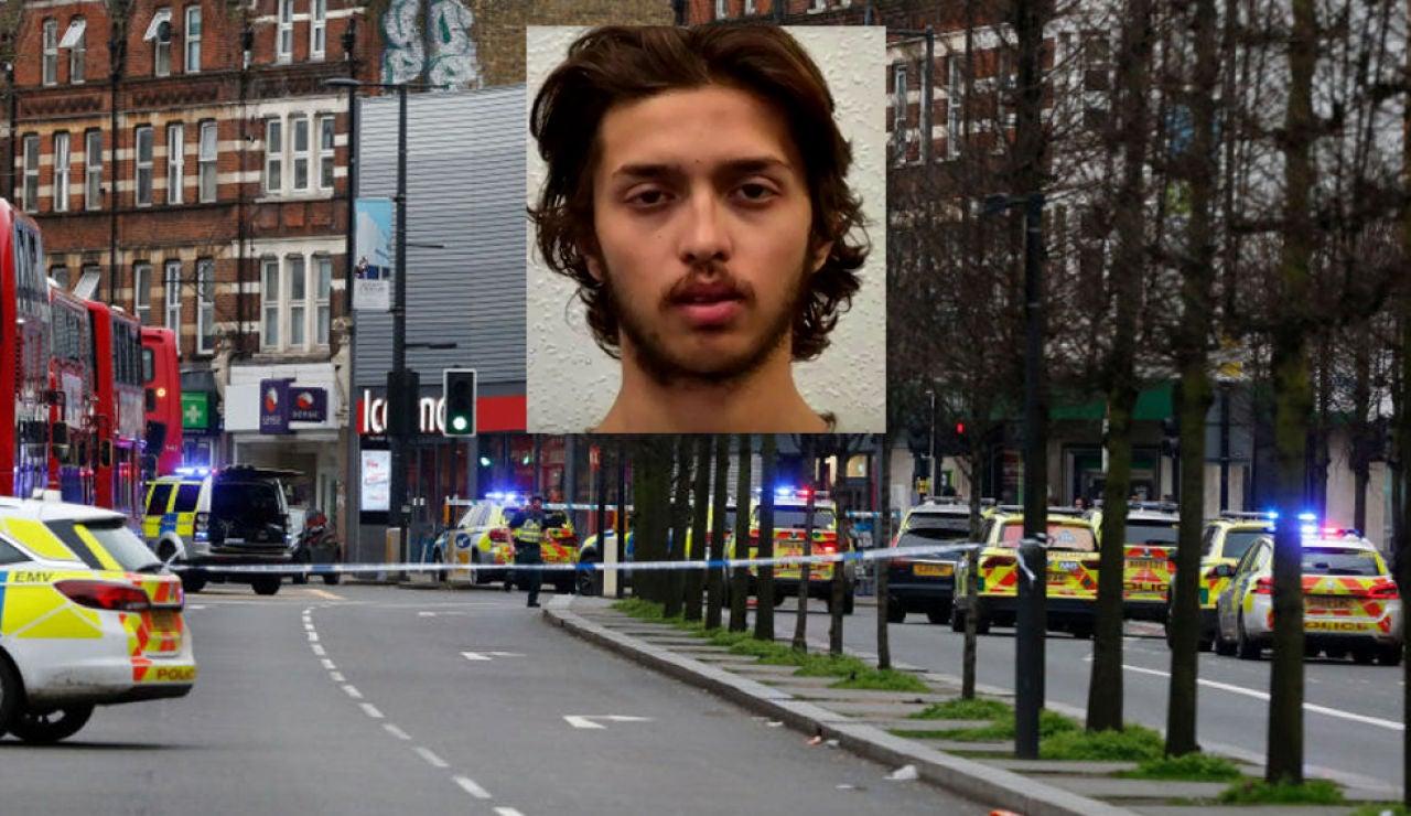 El atacante de Londres salió hace una semana de la cárcel