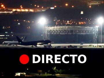 Air Canada: Última hora del aterrizaje de emergencia del avión de Air Canada en directo