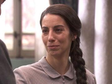 'El secreto de Puente Viejo': El terrible temor de Manuela ante una muerte segura