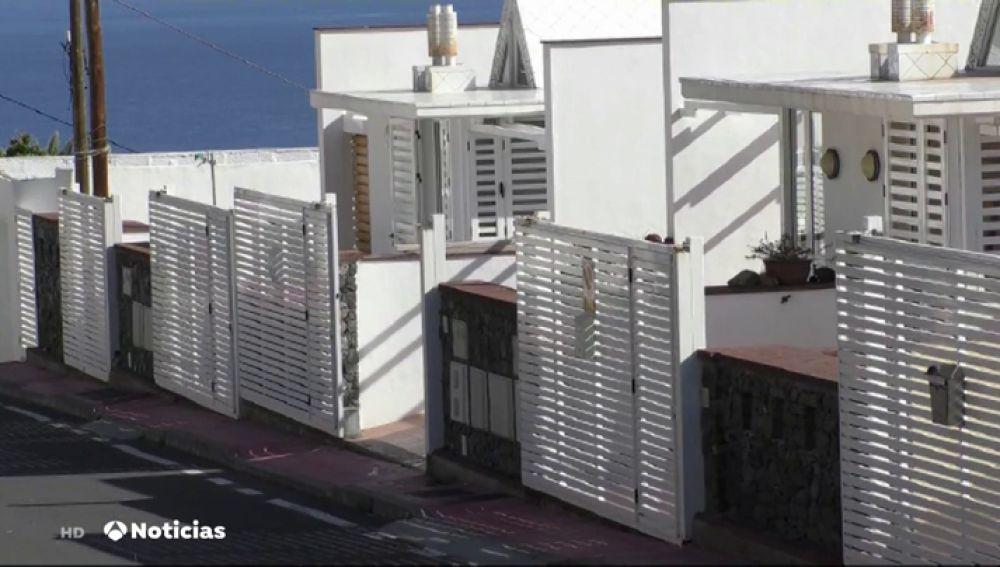 La casa de La Gomera donde se alojaron los alemanes será desinfectada tras la cuarentena por coronavirus