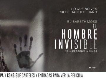 Concurso de 'El Hombre Invisible'