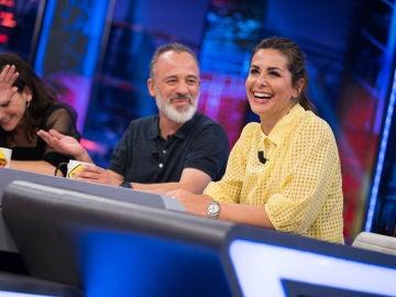 Malena Alterio y Javier Gutiérrez cuentan a Nuria Roca en 'El Hormiguero 3.0' sus momentos más vergonzosos
