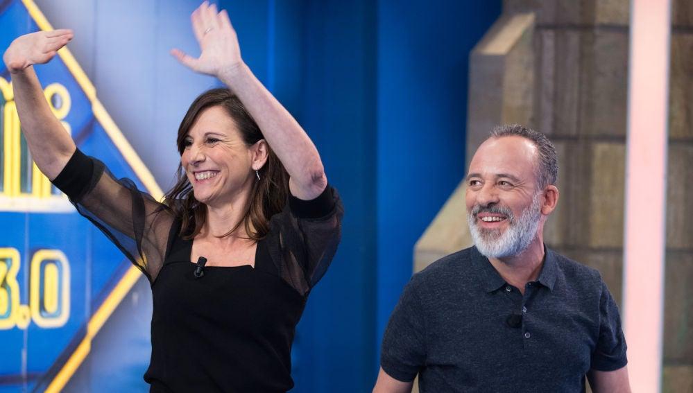 Disfruta de la entrevista al completo de Malena Arterio y Javier Gutiérrez en 'El Hormiguero 3.0'