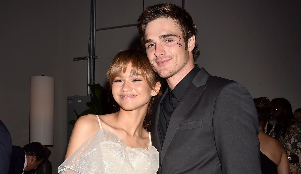 Zendaya y Jacob Elordi