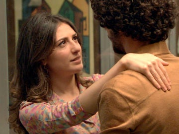Marina y Fede, convertidos en detectives para descubrir quién es la nueva conquista de Luisita