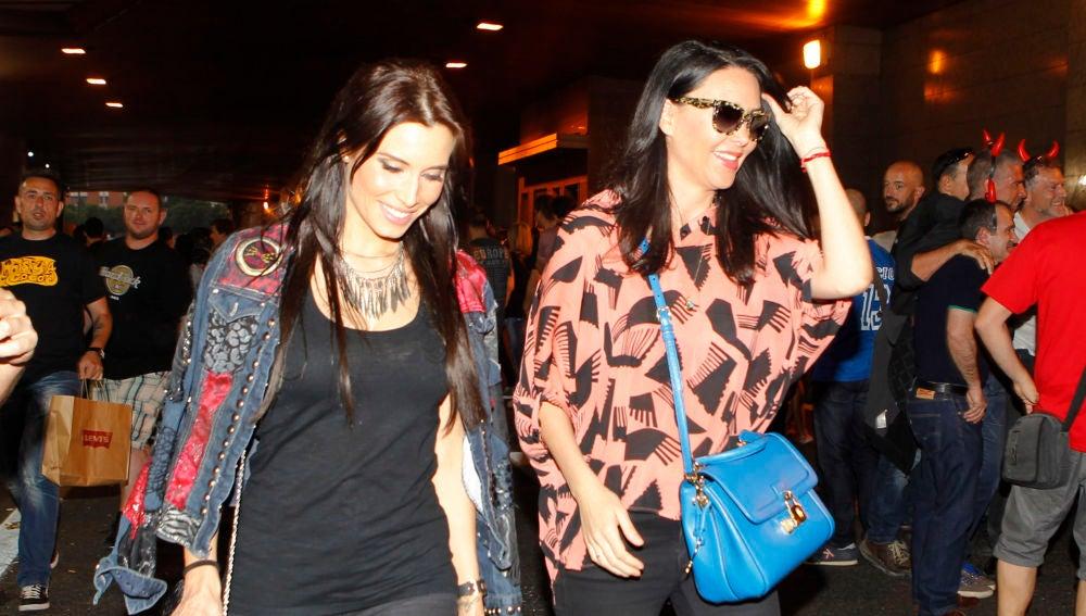Vania Millán y Pilar Rubio