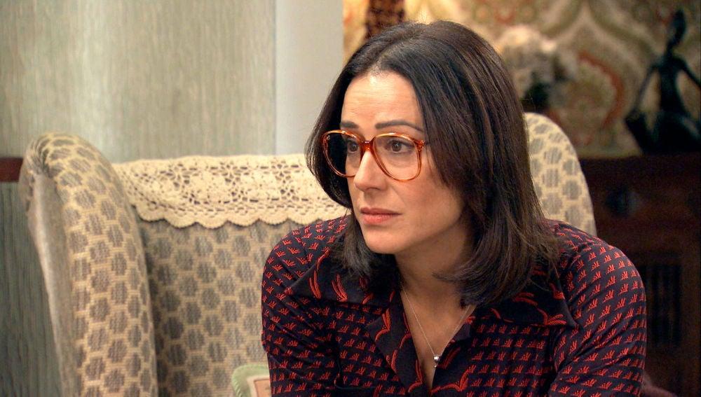 El consejo de Cristina a Manolita para superar su trauma