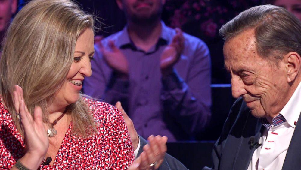 Los poetas obligan a Marta a utilizar dos comodines en la misma pregunta en '¿Quién quiere ser millonario?'