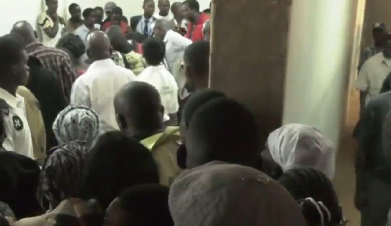 Una estampida deja catorce muertos en Kenia