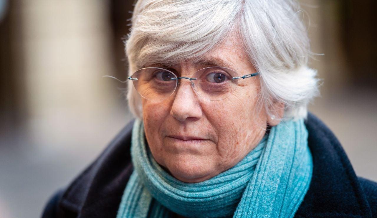 Ponsatí recoge en Bruselas su acreditación como eurodiputada pero mantiene su residencia en Reino Unido