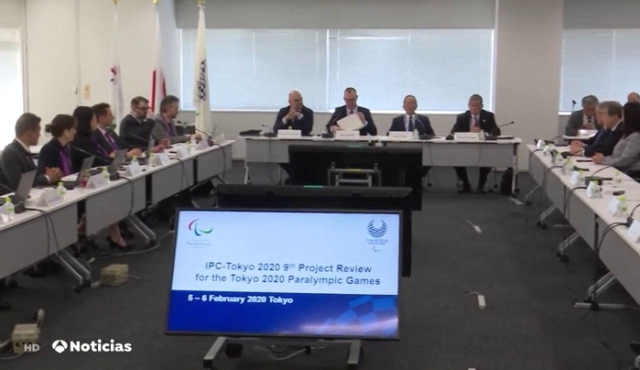 El coronavirus pone en peligro los Juegos Olímpicos de Tokio 2020