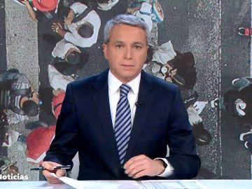 Vicente Vallés en Antena 3 Noticias