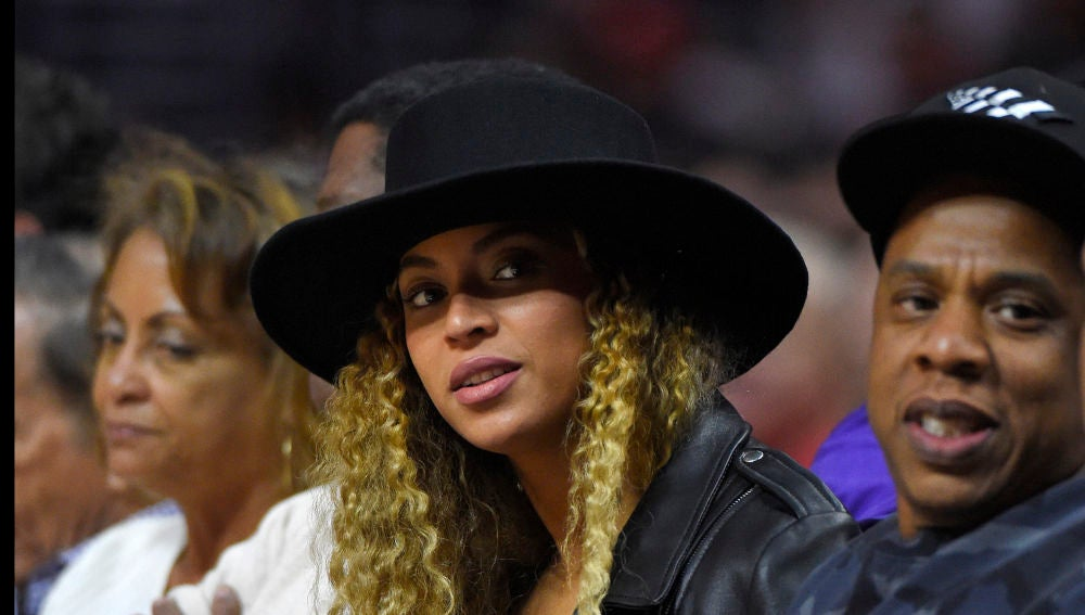 Jay Z y Beyoncé