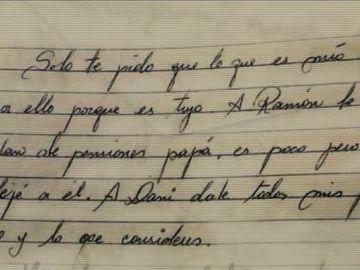 Cartas de la parricida de Logroño