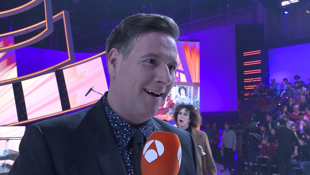 Carlos Latre nos revela sus recuerdos de los 30 años de Antena 3