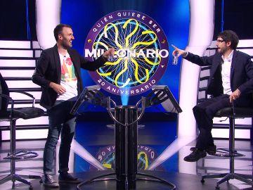El 'rockcamper' Javi Miralles lucha por los 300.000