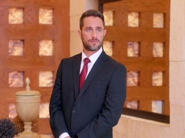 Michel Brown en 'Amar a muerte'