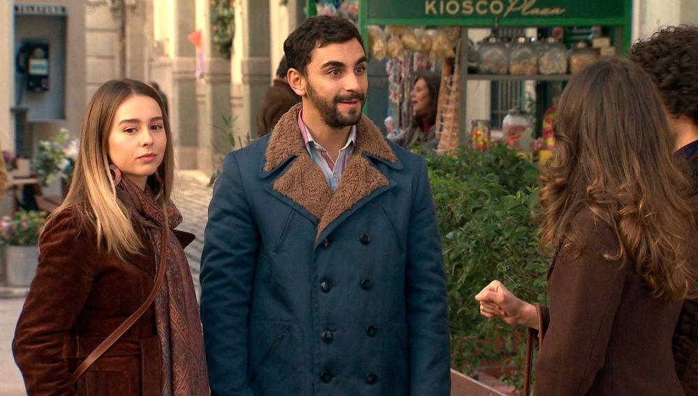 Marina y Fede se interesan por Sebas ante la incomodidad de Luisita
