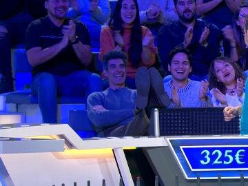 Jorge Fernández termina sentado entre el público de 'La ruleta de la suerte', ¡descubre el motivo!