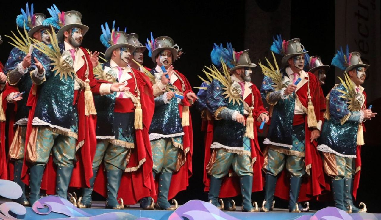 Carnaval Cádiz 2020: Cómo comprar entradas para el COAC