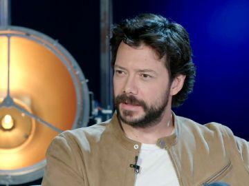 El actor nos cuenta sus comienzos en Antena 3