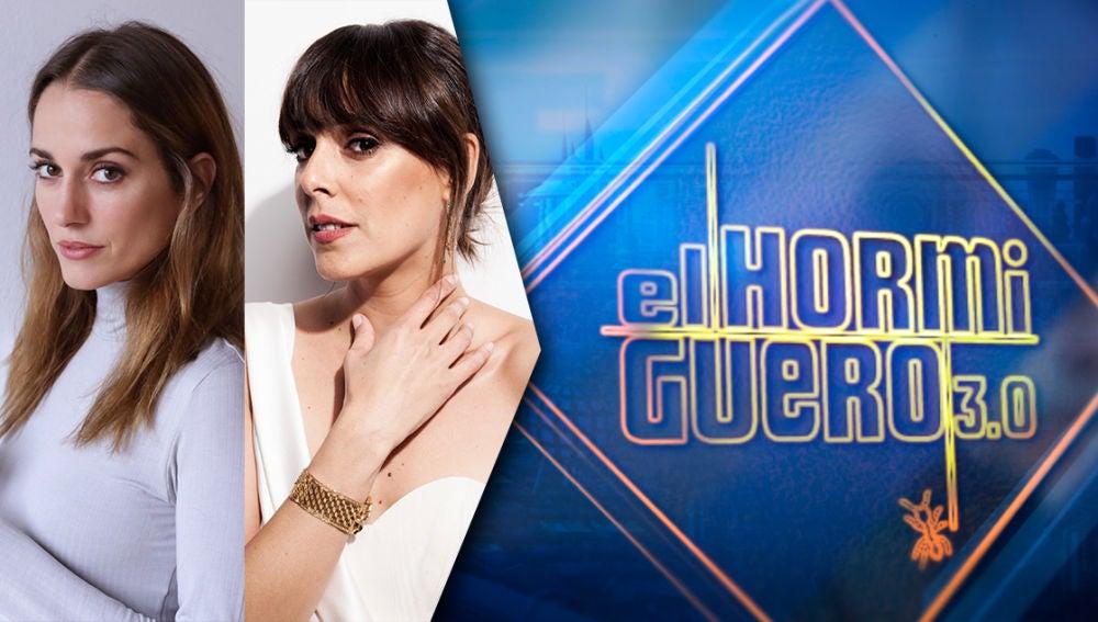 El lunes arrancamos la semana en 'El Hormiguero 3.0' con Belén Cuesta y Silvia Alonso