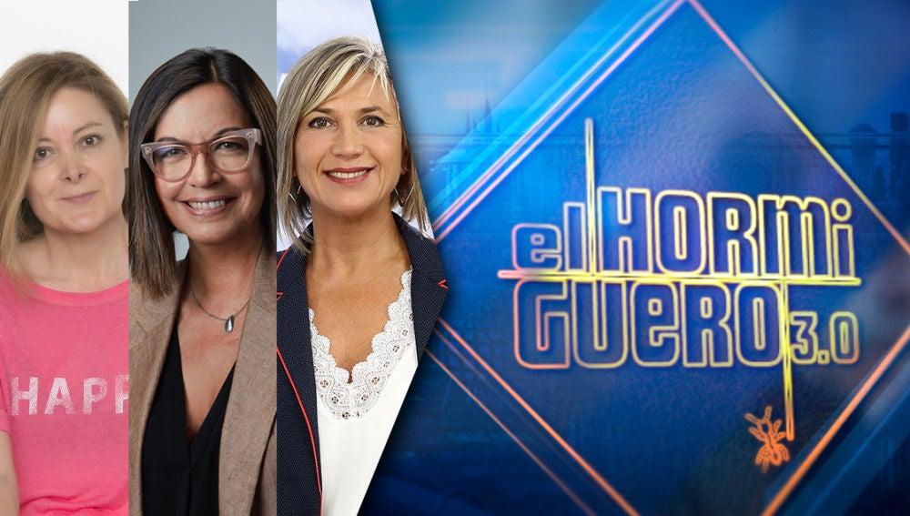El miércoles celebramos en 'El Hormiguero 3.0' el Día de la Radio con Julia Otero, Angels Barceló y Pepa Fernández