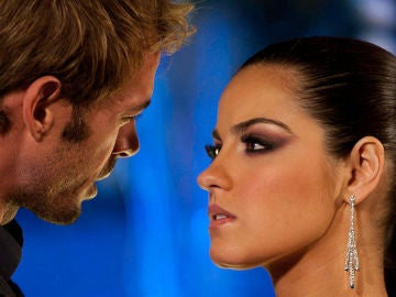 William Levy y Maite Perroni en 'Triunfo del amor'