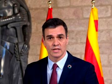 """A3 Noticias 1 (06-02-20) Pedro Sánchez sobre la autodeterminación y amnistía planteada por Quim Torra: """"No tenemos miedo a hablar de nada"""""""