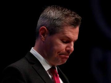 Derek Mackay, ministro escocés, dimite