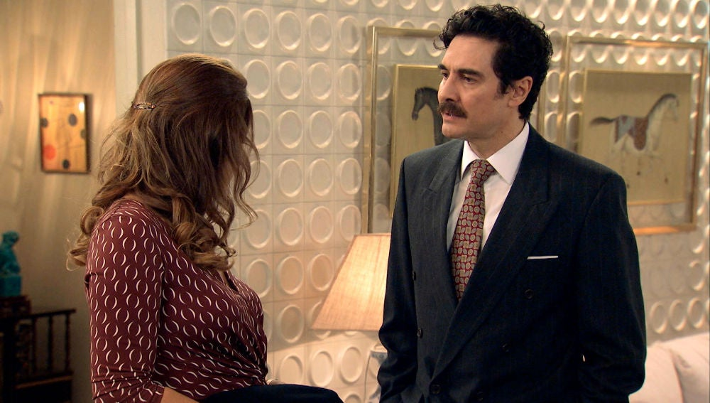 """Armando, a Irene despechado: """"Te has acostado con un cliente del hotel"""""""