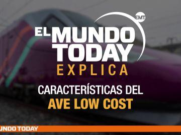Características del AVE low cost