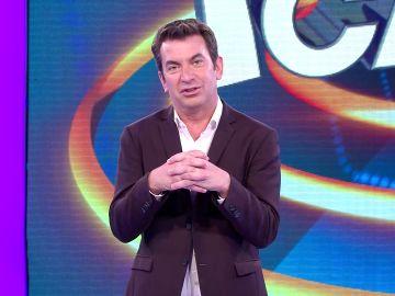 Arturo Valls confiesa el inesperado motivo por el que está orgulloso del público de '¡Ahora caigo!'