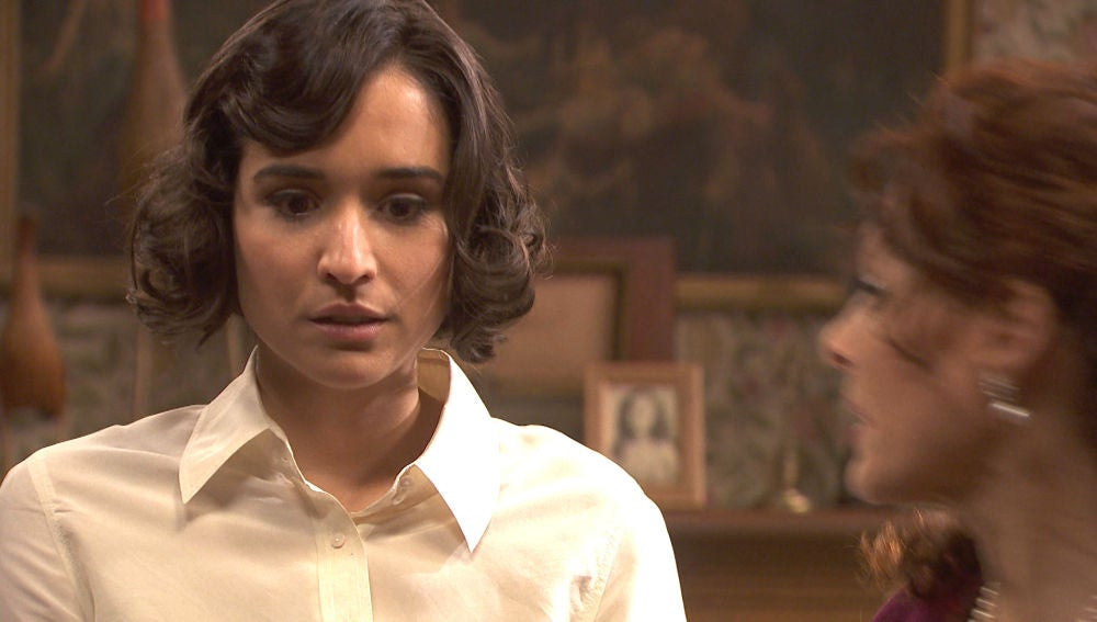 Rosa inicia una guerra para acabar con su hermana Marta