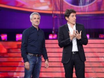 Sergio Dalma, un invitado de honor en 'Tu cara me suena' para escuchar 'Galilea'