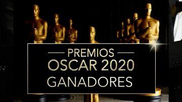 Premios Oscar 2020: Todos los ganadores de los Oscar