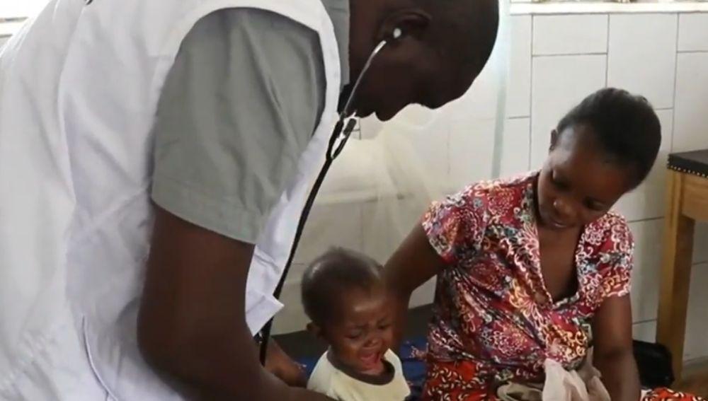Alrededor de 4.500 niños han fallecido por sarampión en la RD Congo en 2019