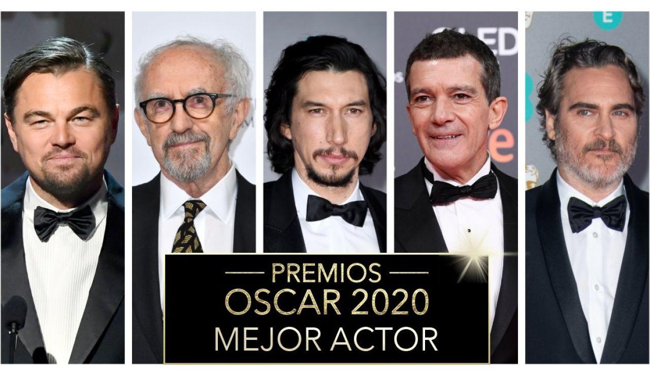 Premios Oscar 2020: Nominados a mejor actor protagonista en los Oscar